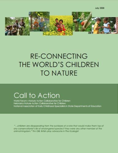 Geral 6 - Re Connecting the World s Children to Nature