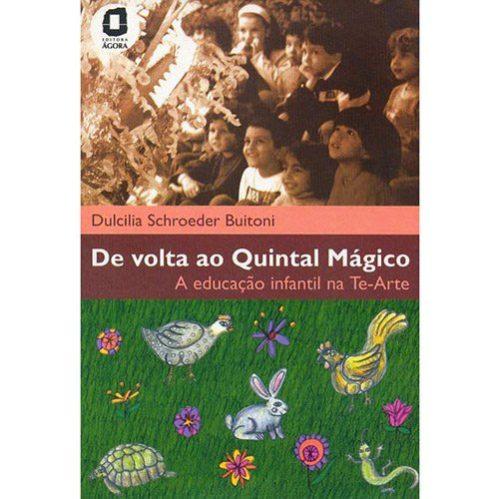 Portugues 6 - De volta ao quintal magico