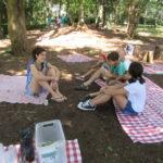 Atividades do Grupo Natureza e Família