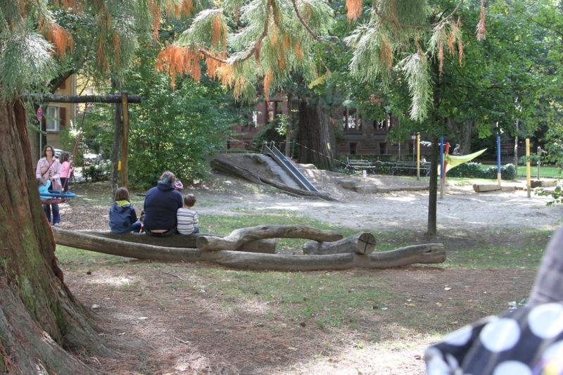 parque com interv