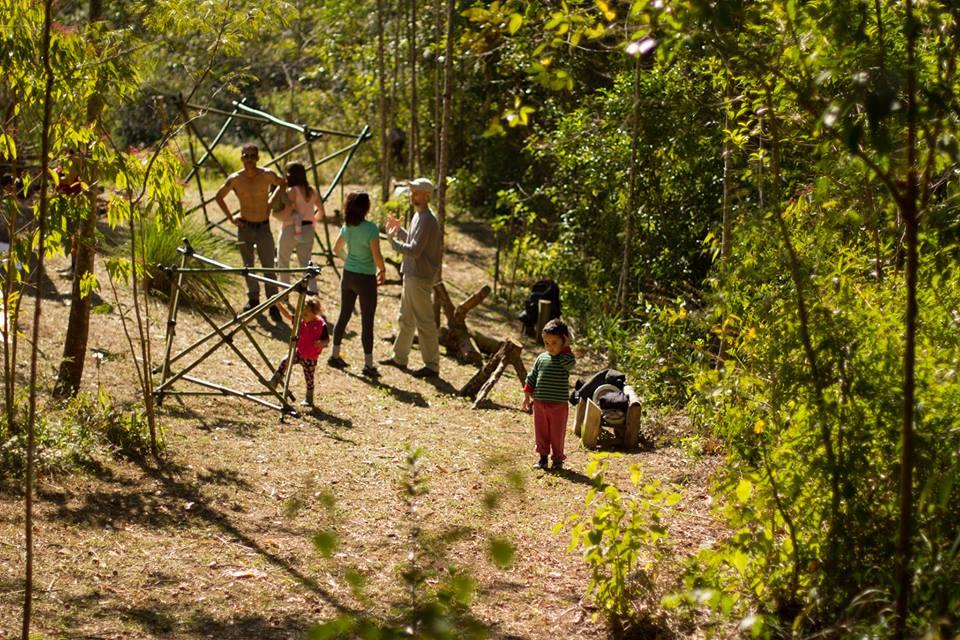 Um lugar para brincar e ser livre junto à natureza, por Guilherme Blauth