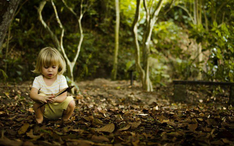 Criança e Natureza