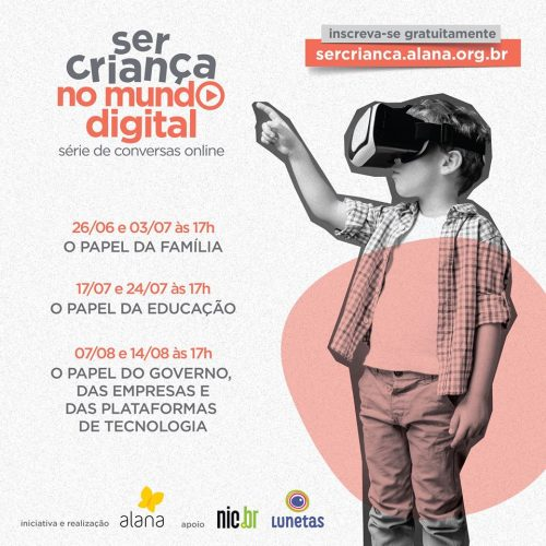Ser criança no mundo digital