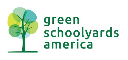logo da organização Green Schoolyards America