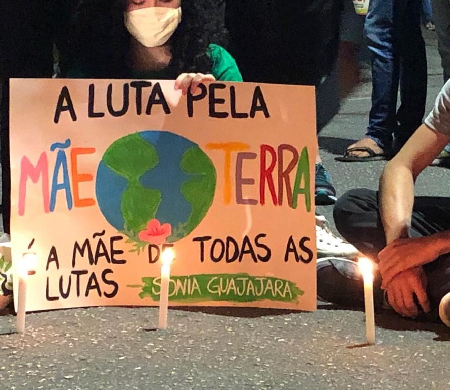 Greve Global pelo Clima, São Paulo, 2020